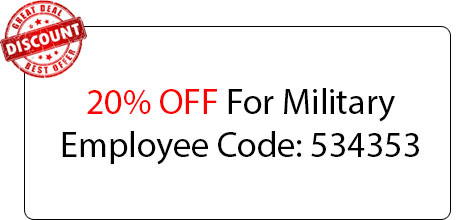 Military Employee Coupon - Locksmith at South Holland, IL - South Holland Il Locksmith