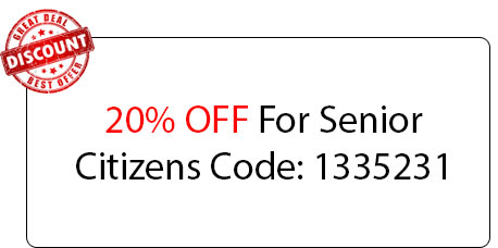 Senior Citizens Coupon - Locksmith at South Holland, IL - South Holland Il Locksmith